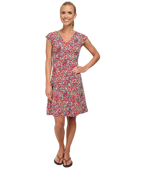 Royal Robbins - Essential Plein Air Dress (Raspberry) Women's Dress