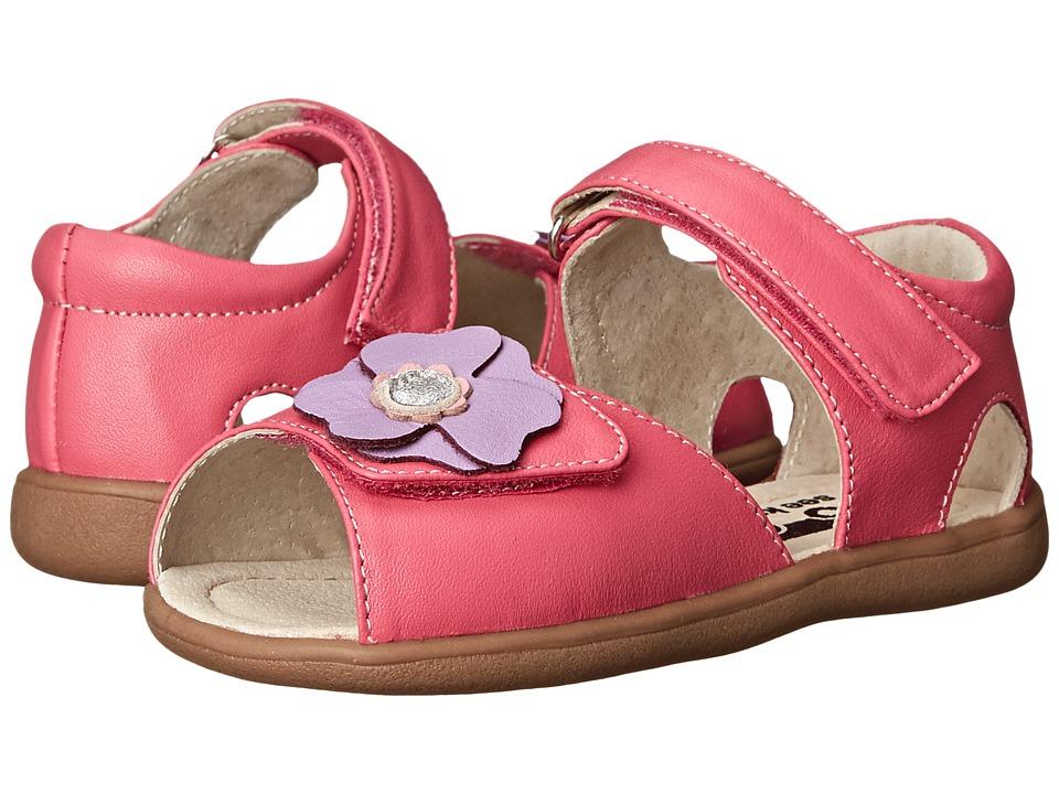 See Kai Run Kids - Kiyomi (Toddler) (Hot Pink) Girls Shoes
