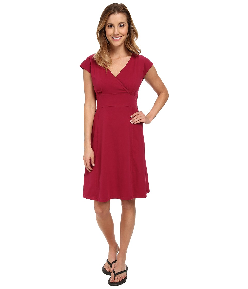 Royal Robbins - Essential Dress (Raspberry) Women's Dress
