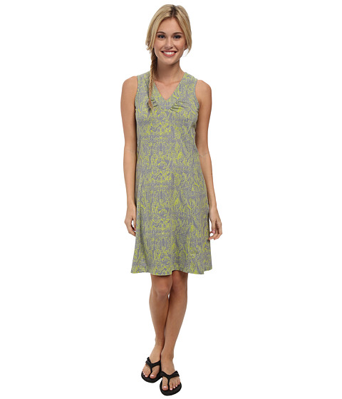 Royal Robbins - Essential Henna Dress (Lime Zest) Women's Dress