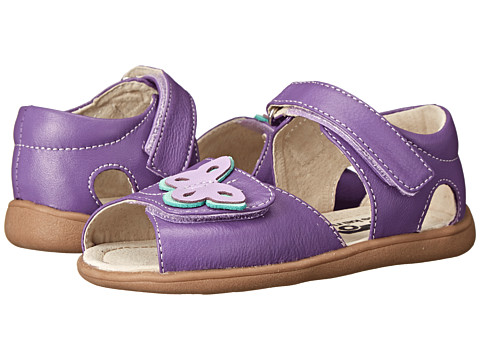 See Kai Run Kids - Maryssa (Toddler) (Purple) Girls Shoes