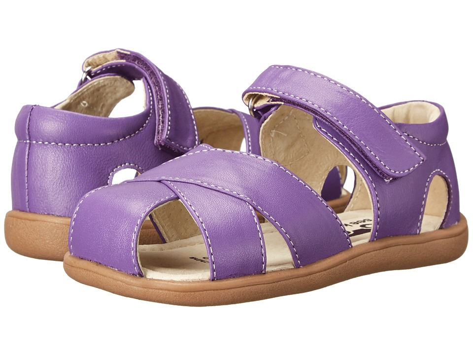 See Kai Run Kids - Shauna (Toddler) (Purple) Girls Shoes