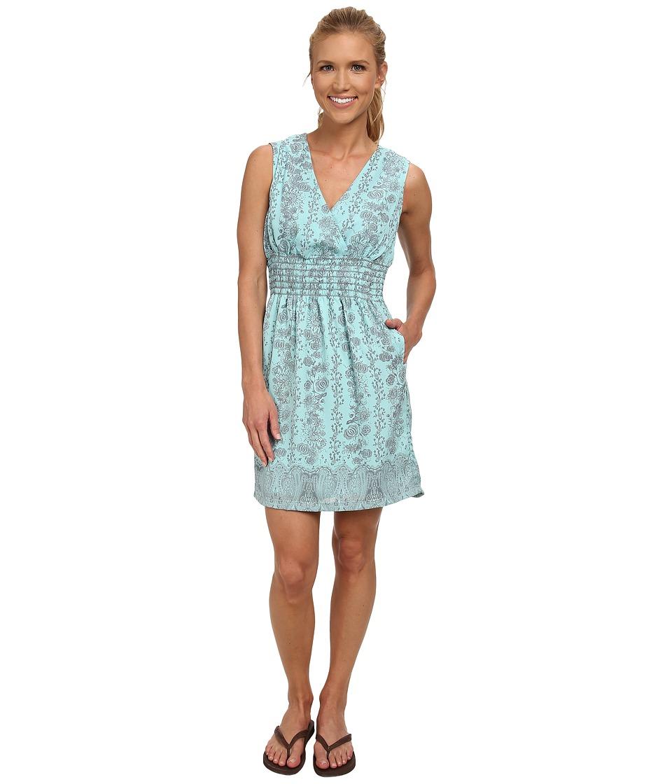 Aventura Clothing - Zoelle Dress (Blue Tint) Women's Dress