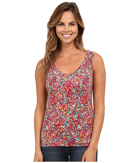Royal Robbins - Essential Plein Air Tank (Raspberry) Women