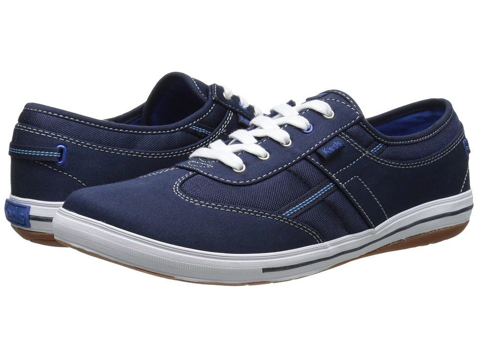 Keds - Craze T-Toe (Peacoat Navy Stretch Twill) Women