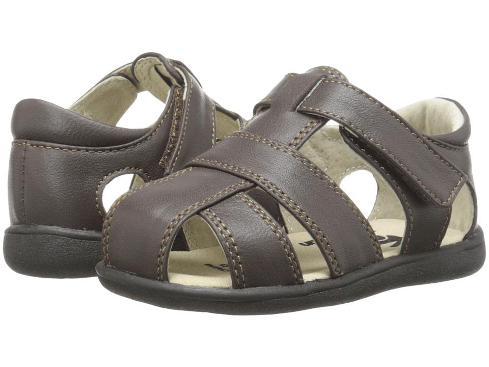 See Kai Run Kids Jude (Toddler) (Brown) Boys Shoes