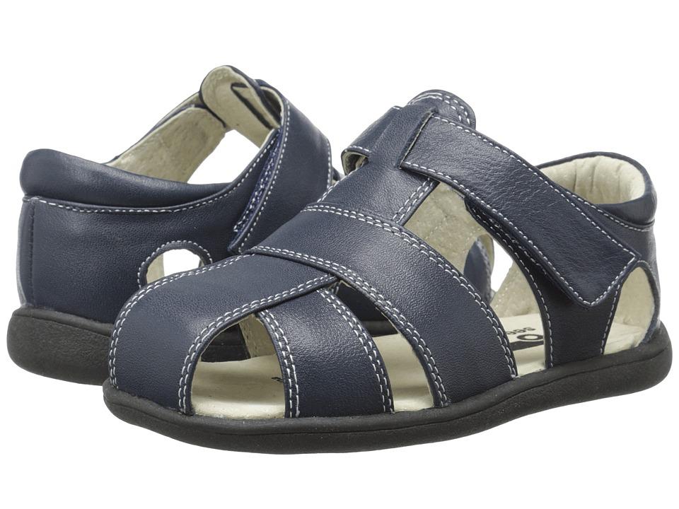 See Kai Run Kids Jude (Toddler) (Navy) Boys Shoes