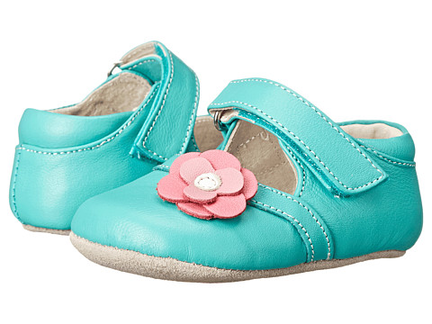 See Kai Run Kids - Ananda (Infant) (Aqua) Girls Shoes