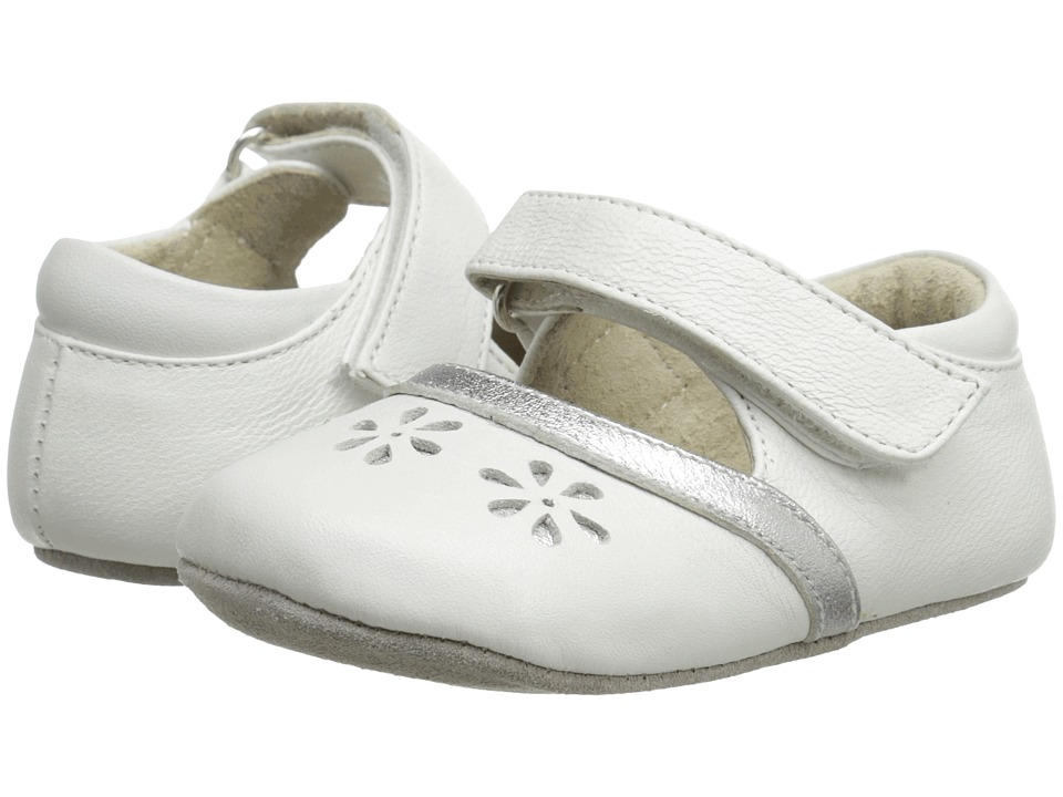 See Kai Run Kids - Helen (Infant) (White) Girls Shoes