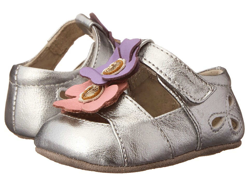 See Kai Run Kids - Cynthia (Infant) (Silver) Girls Shoes