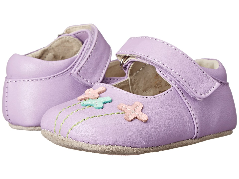 See Kai Run Kids - Debbie (Infant) (Lavender) Girls Shoes