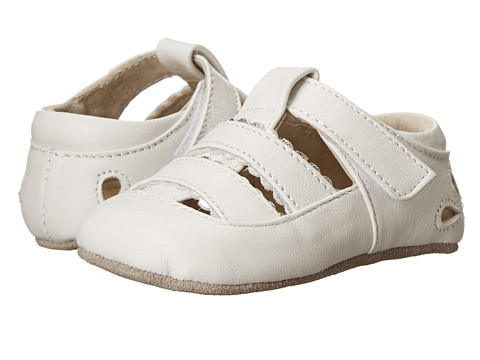 See Kai Run Kids - Brook (Infant) (White) Girls Shoes