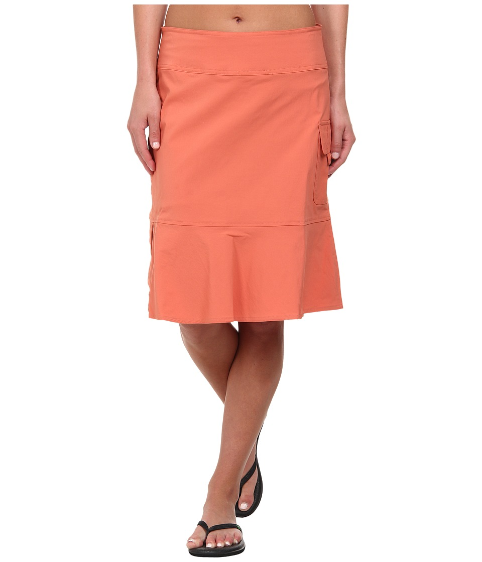 Royal Robbins - Discovery Skirt (Persimmon) Women