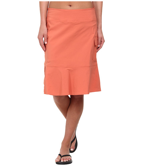 Royal Robbins - Discovery Skirt (Persimmon) Women's Skirt