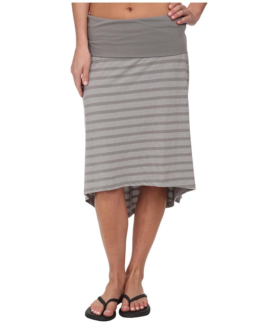 Aventura Clothing Kaysen Hi-Lo Skirt (Frost Grey) Women