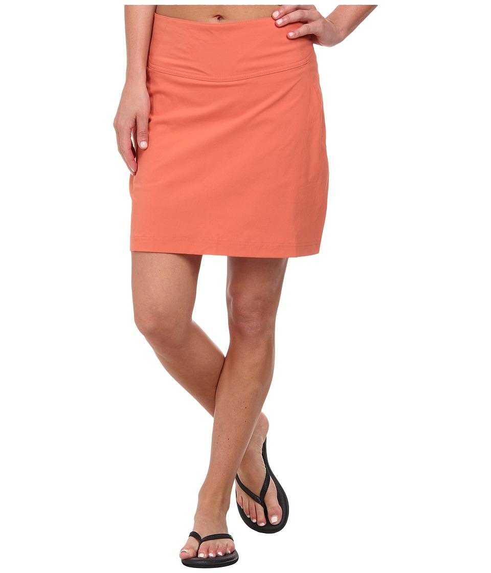 Royal Robbins - Discovery Skort (Persimmon) Women