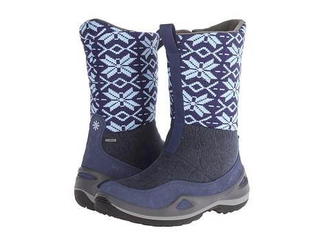 Lowa - Riga Style GTX Hi WS (Denim) Women's Boots