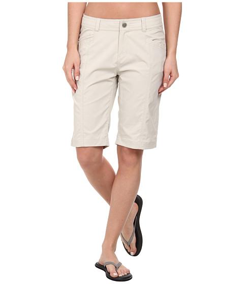 Royal Robbins - Discovery Bermuda (Soapstone) Women's Shorts