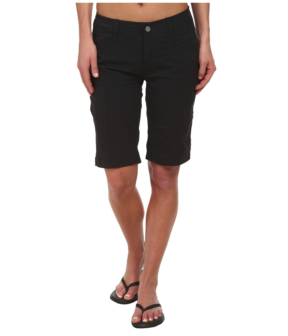 Royal Robbins - Discovery Bermuda (Jet Black) Women's Shorts