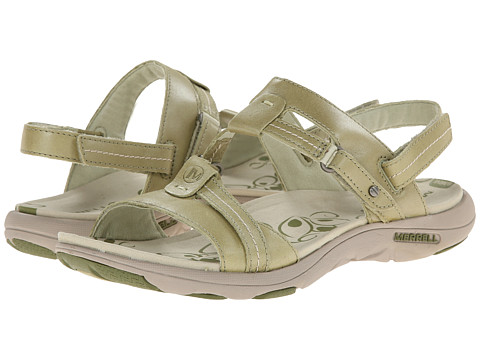 Merrell - Swivel Lavish (Tea Leaf) Women's Sandals