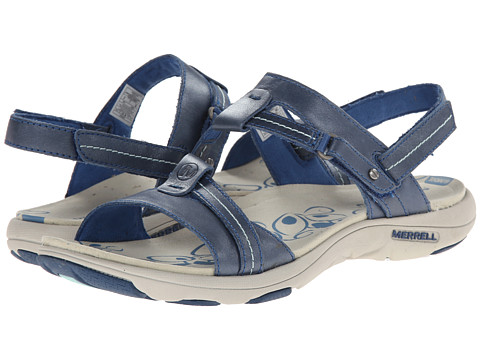 Merrell - Swivel Lavish (Harbor Blue) Women's Sandals