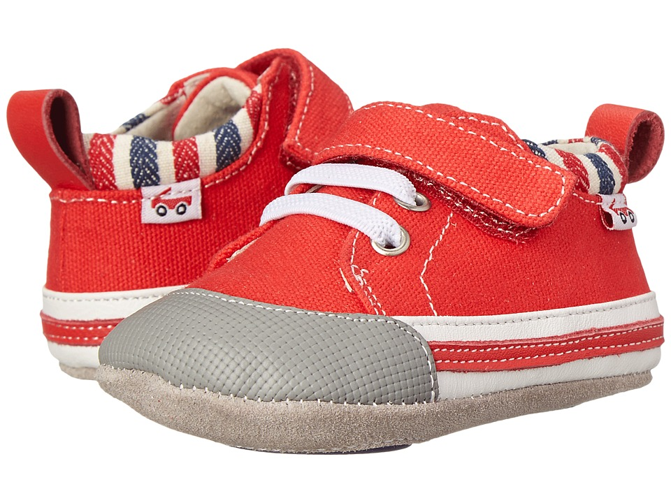 See Kai Run Kids - Cody (Infant) (Red) Boys Shoes