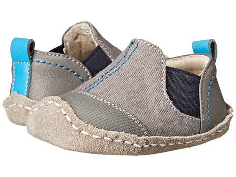 See Kai Run Kids - Graham (Infant) (Gray) Boys Shoes