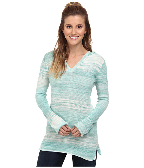 Prana - Gemma Sweater (Dynasty Green) Women's Sweater