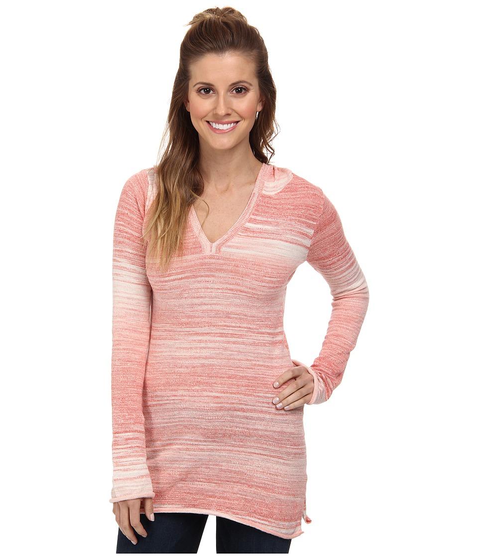 Prana - Gemma Sweater (Neon Orange) Women's Sweater