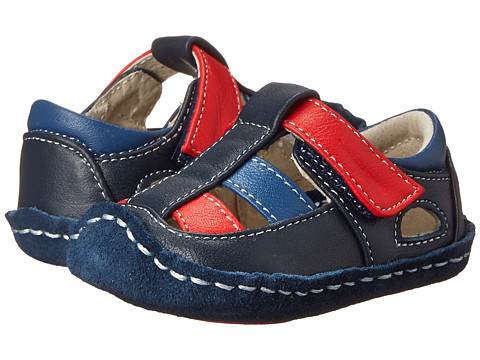 See Kai Run Kids - Luke II (Infant) (Blue) Boys Shoes