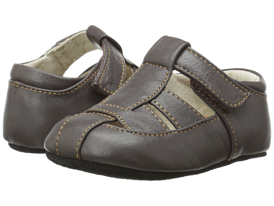 See Kai Run Kids - Patrick (Infant) (Brown) Boys Shoes
