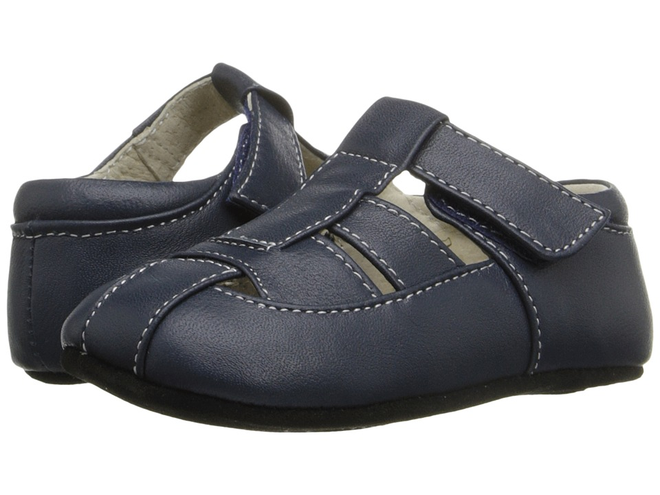 See Kai Run Kids - Patrick (Infant) (Navy) Boys Shoes