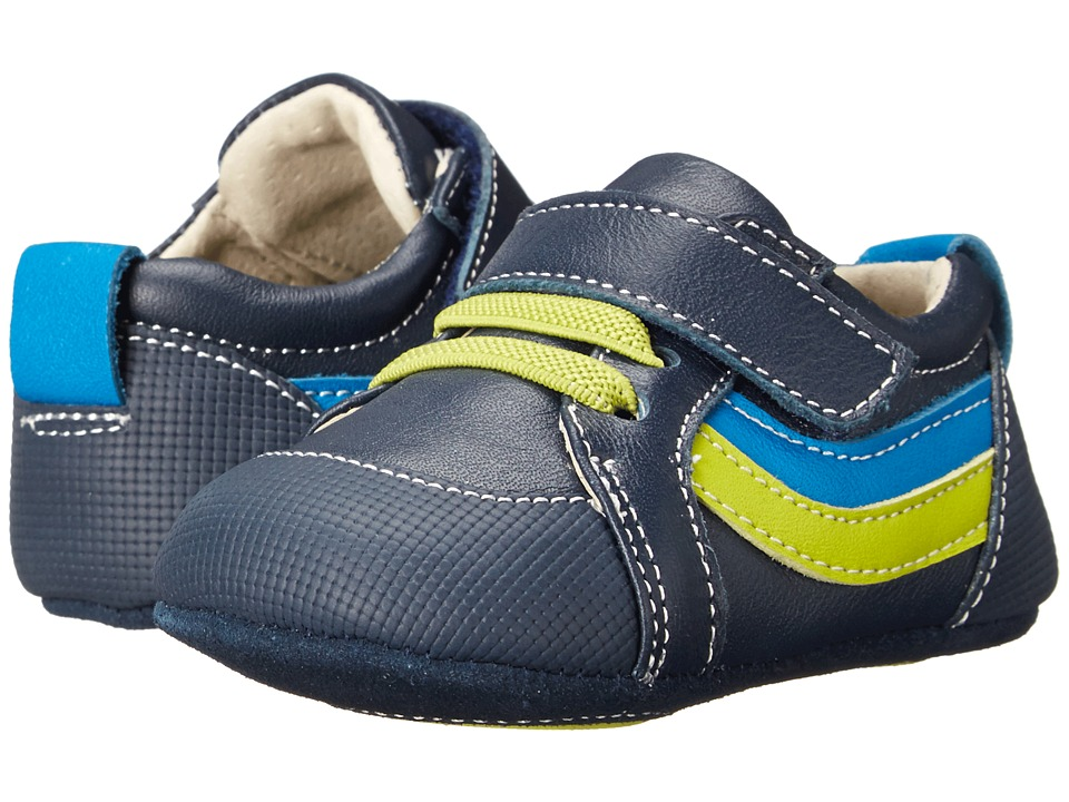 See Kai Run Kids - Whitney (Infant) (Blue) Boy's Shoes