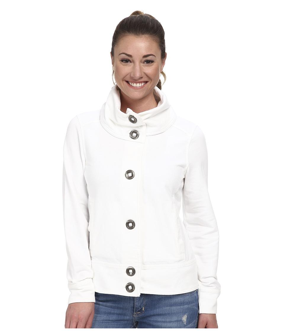Prana - Candice Jacket (White) Women's Jacket