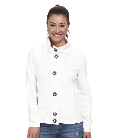 Prana - Candice Jacket (White) Women