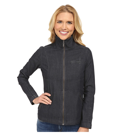 Prana - Kiana Jacket (Denim) Women's Coat