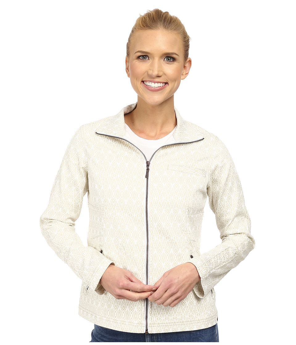 Prana - Kiana Jacket (Stone Diamond) Women's Coat