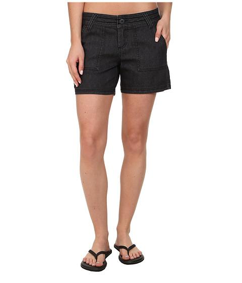 Prana - Tess Short (Charcoal Diamond) Women's Shorts