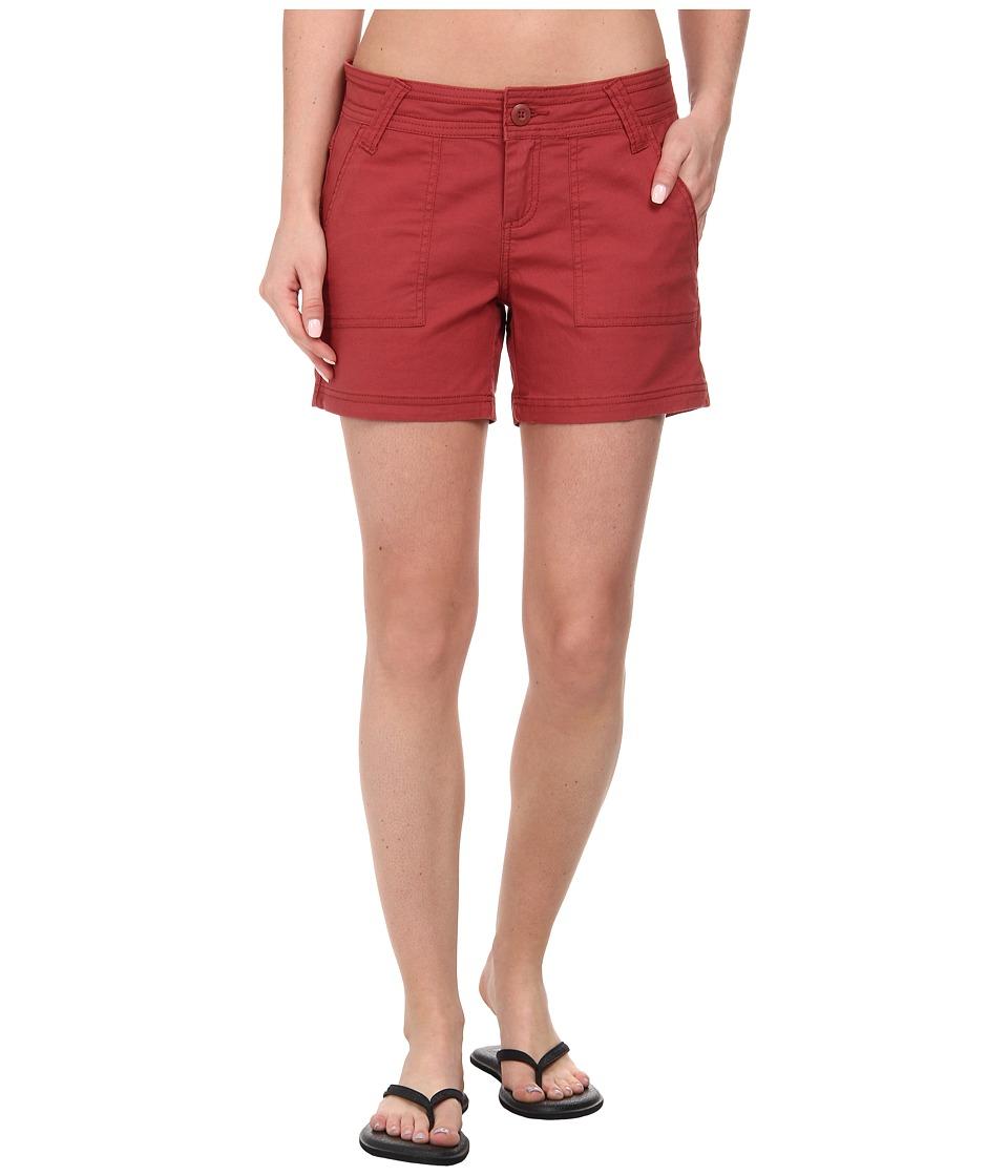 Prana - Tess Short (Tomato) Women's Shorts