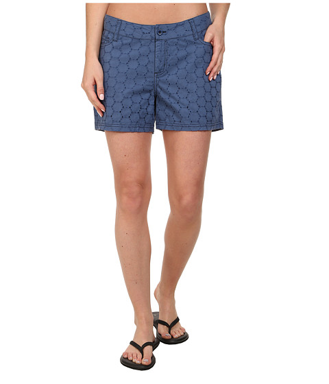 Prana - Michelle Short (Bijou Blue) Women's Shorts