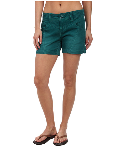 Prana - Lori Short (True Teal) Women's Shorts