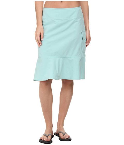 Royal Robbins - Embossed Discovery Skirt (Light Aqua) Women