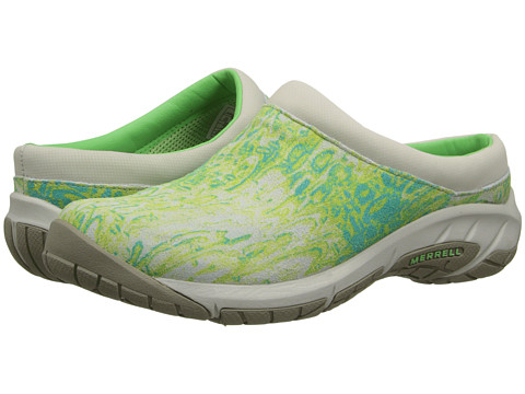 Merrell - Encore Splash (Green/Lime) Women