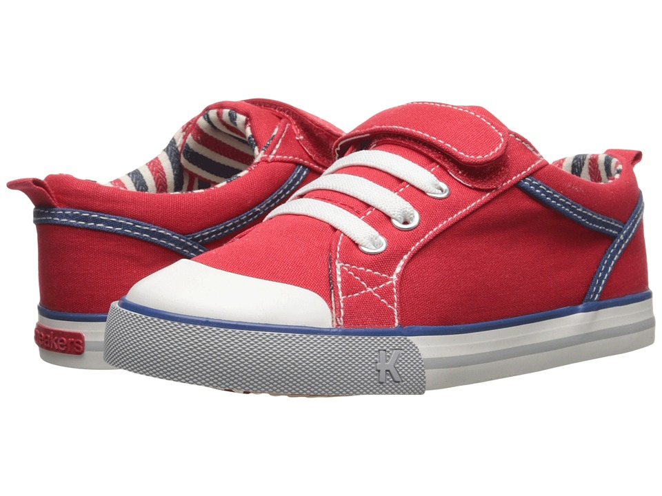 See Kai Run Kids - Anders (Toddler/Little Kid) (Red) Boys Shoes