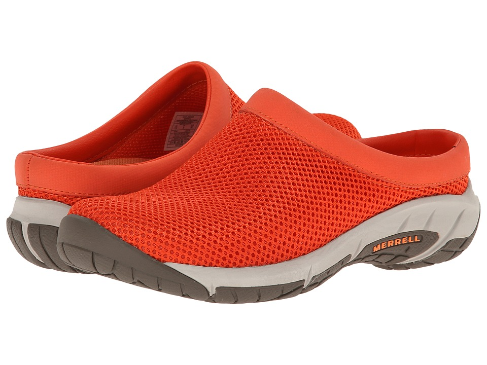 Merrell - Encore Breeze 3 (Spicy Orange) Women's Shoes