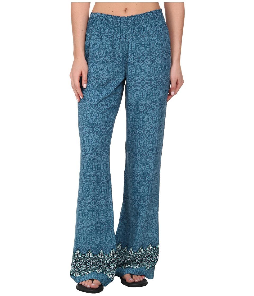Prana - Isadora Pant (Mosaic Blue) Women's Casual Pants