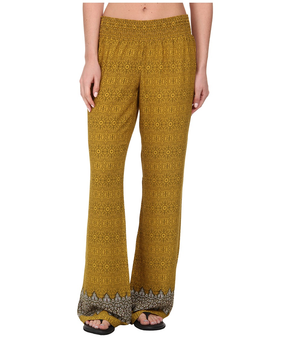 Prana - Isadora Pant (Safari) Women's Casual Pants