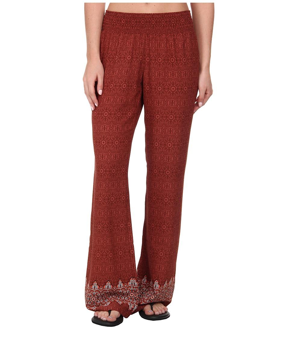 Prana - Isadora Pant (Tomato) Women's Casual Pants