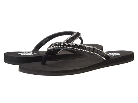 Yellow Box - Jubilee (Black) Women's Sandals