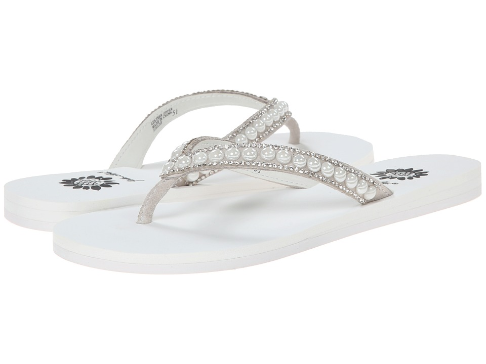 Yellow Box - Jubilee (White) Women's Sandals
